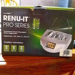 Renu-It Pro Series Disposable Battery Regenerator